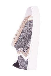 Garde-robe - Sneakers - Zwart-grijs