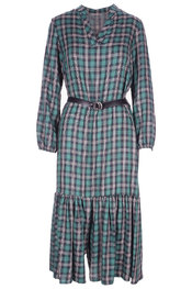 Amelie-amelie - Lang kleed - Groen