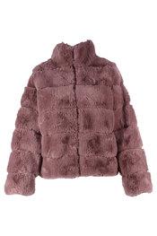 Garde-robe - Jas - Oud roze