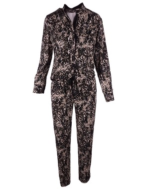 K-design - Jumpsuit - Kaki