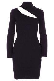 Garde-robe - Halflang Kleedje - Zwart