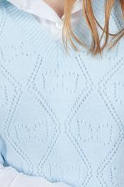 Garde-robe - Debardeur - Blauw