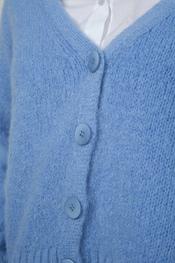 Garde-robe - Gilet - Blauw