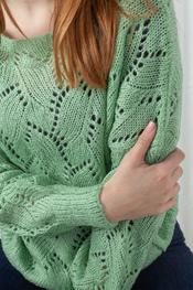 Garde-robe - Pull - Groen