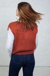 Garde-robe - Debardeur - Donker oranje