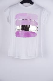 Garde-robe - T-shirt - Paars