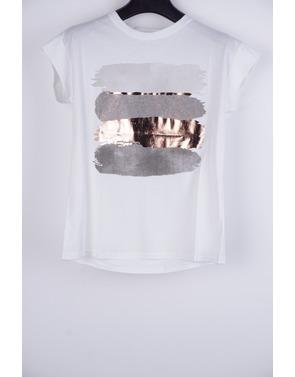Garde-robe - T-shirt - Beige