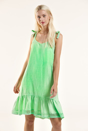 Senso - Kort Kleedje - Groen