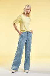 Senso - Lange Broek - Jeans licht