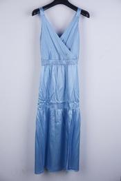 Senso - Lang kleed - Blauw