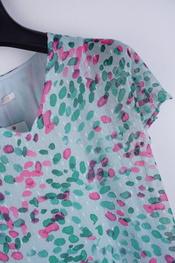 Senso - Lang kleed - Groen