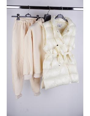 Garde-robe - Homewear - Ecru