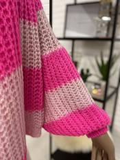 Garde-robe - Pull - Fushia