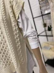Garde-robe - Debardeur - Ecru