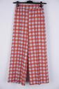 Garde-robe - Lange Broek - Blauw-oranje