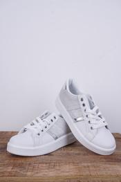 Garde-robe - Sneakers - Zilver