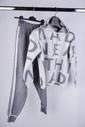 Garde-robe - Homewear - Wit-grijs
