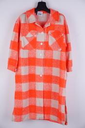 Garde-robe - Mantel - Oranje