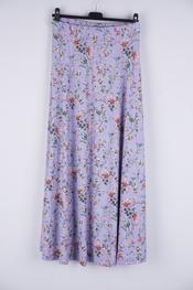 Garde-robe - Lange Rok - Paars