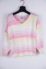 Garde-robe - Pull - Geel-roze