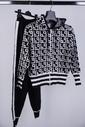 Garde-robe - Homewear - Zwart-wit