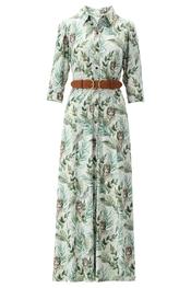 K-design - Lang kleed - Beige-groen