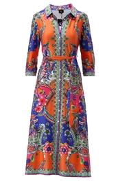 K-design - Lang kleed - Multicolor