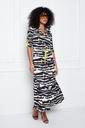 K-design - Lang kleed - Zwart-wit