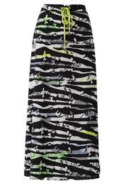 K-design - Lange Rok - Zwart-wit