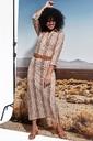 K-design - Lang kleed - Beige