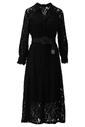 K-design - Lang kleed - Zwart