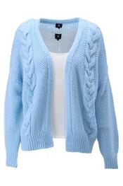 K-design - Gilet - Blauw