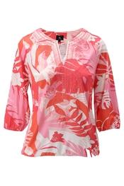 K-design - Blouse - Roze