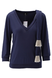 K-design - Blouse - Marine