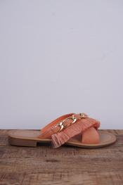 Garde-robe - Sandalen - Coraal