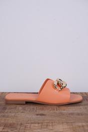 Garde-robe - Sandalen - Oranje