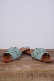 Garde-robe - Sandalen - Groen