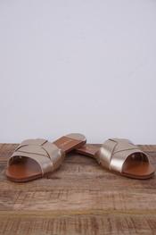 Garde-robe - Sandalen - Goud