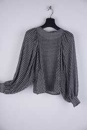 Garde-robe - Blouse - Zwart-wit