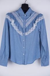 Garde-robe - Blouse - Jeans licht