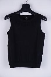 K-design - Blouse - Zwart