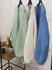 Garde-robe - Gilet - Ecru