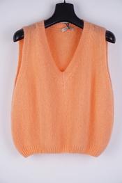 Amelie-amelie - Debardeur - Oranje