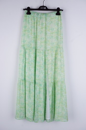 Senso - Lange Rok - Groen