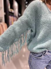 Garde-robe - Pull - Munt