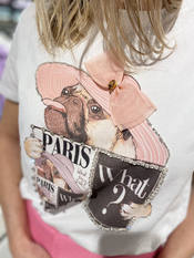 Garde-robe - T-shirt - Roze
