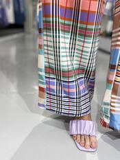 Garde-robe - Lange Broek - Paars