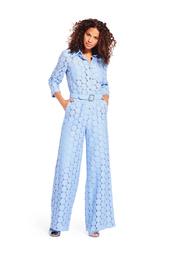 Caroline Biss - Jumpsuit - Blauw