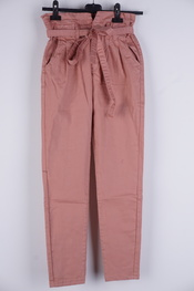 Garde-robe - Lange Broek - Oud roze
