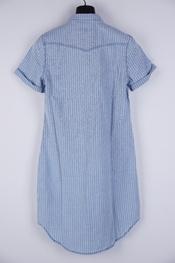 Garde-robe - Halflang Kleedje - Jeans licht